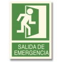 SALIDA DE EMERGENCIA DERECHA