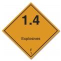 MATERIAS EXPLOSIVAS 1.4F