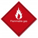 GAS INFLAMABLE CLASE 2.1