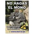 NO HAGAS EL MONO