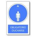 OBLIGATORIO DUCHARSE