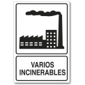 VARIOS INCINERABLES