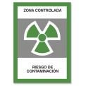 ZONA CONTROLADA RIESGO DE CONTAMINACIÓN