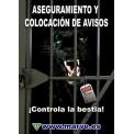 COLOCACIÓN DE AVISOS