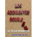 LOS ACCIDENTES OCURREN SI TÚ LO PERMITES