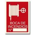 BOCA DE INCENDIOS Nº_