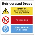 REFRIGERATED SPACE