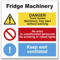 FRIDGE MACHINERY