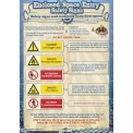 ENCLOSED SPACE ENTRY SAFETY SIGNS
