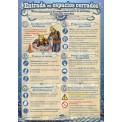 ENTRADA EN ESPACIOS CONFINADOS  (CERRADOS)