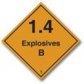 EXPLOSIVES 1.4 B CLASS 1