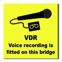 VOICE RECORDING IS FITTED ON THIS BRIDGE