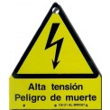 RIESGO ELÉCTRICO ¡¡¡ALUMINIO!!!