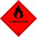 LÍQUIDOS INFLAMABLES CLASE 3