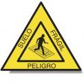 PELIGRO SUELO FRÁGIL